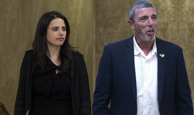 Shaked and Peretz