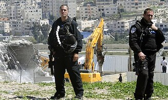 IDF Didn't Demolish Terrorist's Home - Just Room