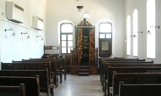 The holiness of the Synagogue