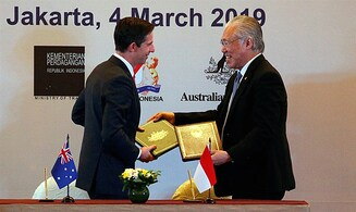 Indonesia, Australia sign long-awaited trade deal