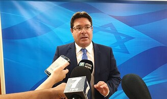 Likud minister promises: I'll never vote to give away land