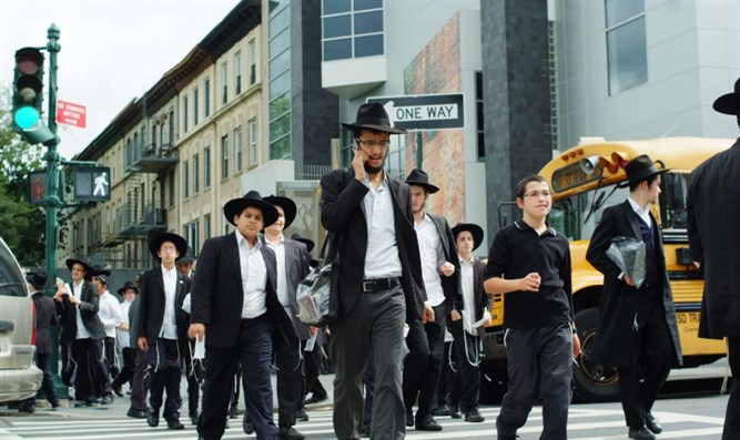 Jews in Brooklyn