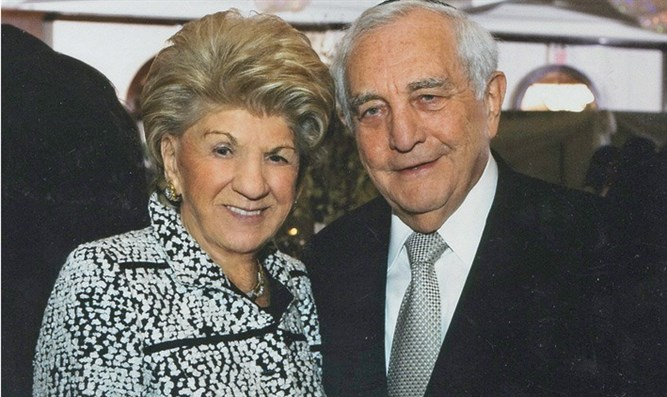 Eugen and Jeanie Gluck